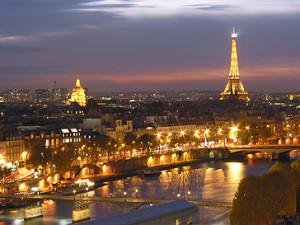 Parigi - panorama