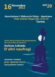 D'Altri naufragi - Torino
